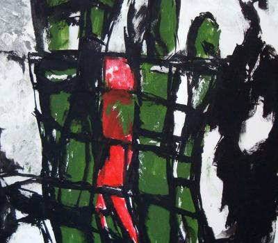 Ausstellung Karl Odorizzi