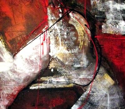 Ausstellung Monika Falkner-Woutschuk