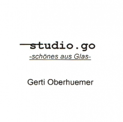 studio.go, schönes aus glas, Gerti Oberhuemer