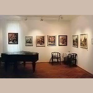 1985 - Eröffnung der Wohngalerie