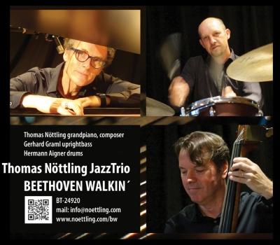 Open Air Konzert: Beethoven Walking – Mittwoch 14.Juli ab 19:00 Uhr